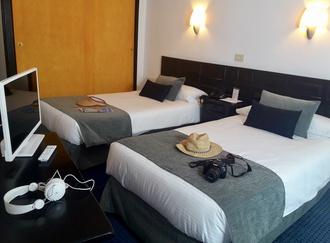 Standard-Zimmer Hotel Miramar